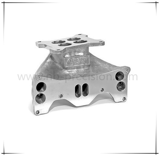 China Sand Casting Machining Parts-Intake Manifold